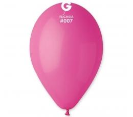 Balionai, pasteliniai, ryškiai rožiniai (100vnt./28 cm. G110)
