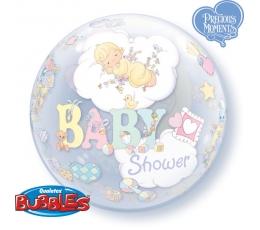 """Balionas-bubble """"Kūdikėlis"""" (56 cm)"""