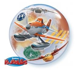 "Balionas-bubble ""Lėktuvai/Disney Wings"" (56 cm)"