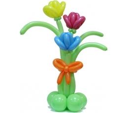 "Balionų figūra ""Tulpės"""