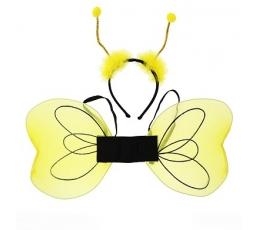 Bitutės sparneliai su lankeliu (1 vnt.)
