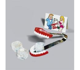 Dantų žnyplės ledukams