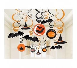 "Dekoracija ""Helovyno vakarėlis"" (30 vnt.)"