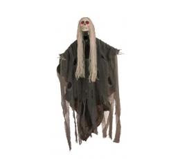 """Dekoracija """"Judantis skeletas"""" (110 cm.)"""