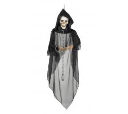 "Dekoracija ""Kabantis skeletas"" (1 vnt.)"