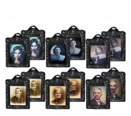 """Dekoracija """"Portretas"""" (1 vnt./20 x 26 cm.)"""
