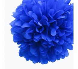 "Dekoracija ""Pūkuočiai"" / t.mėlyni (2vnt./19cm./)"
