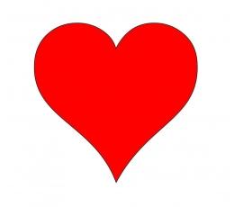 """Dekoracijos """"Širdelės"""" / XS (20 vnt./6 cm.)"""