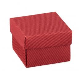 Dėžutė - kvadratinė / bordinė (1 vnt./50x50x35 mm.)