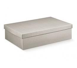 Dėžutė - Linea stačiakampė / pilka (1 vnt./455x320x110)
