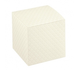 Dėžutė - Pieghevole / stačiak. balta (1 vnt./90x90x90 mm.)