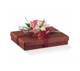 Dėžutė - Seta Bord stačiakampė / bordinė (1 vnt./165*110*40 mm.)
