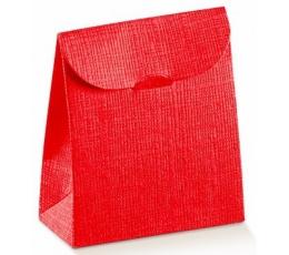 Dėžutė Seta Rosso /raudona (1 vnt./115x55x180 mm.)