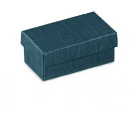 Dėžutė - stačiakampė / mėlyna (1 vnt./70x40x30 mm.)