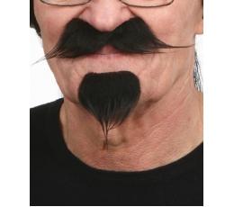 Dirbtiniai ūsai ir barzda (019-MF)