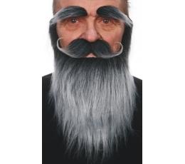 Dirbtiniai ūsai ir barzda (036-LF)
