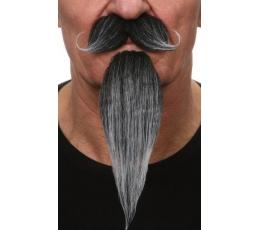"""Dirbtiniai ūsai ir barzda""""Miunchauzenas"""" (026-LF)"""