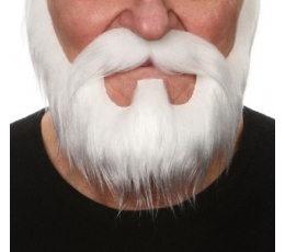 """Dirbtiniai ūsai ir barzda""""Nykštukas"""" (046-ME)"""