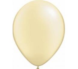 Balionai, šampaniniai perlamutriniai (100 vnt./13cm. Q5)