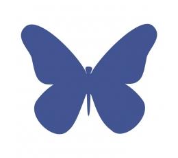 """Drugeliai """"Laimė XS""""/mėlyni (20 vnt.)"""
