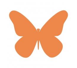 """Drugeliai """"Laimė XS""""/ oranžiniai (20 vnt.)"""