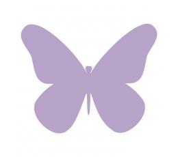 """Drugeliai """"Laimė XS""""/ violetiniai (20 vnt.)"""