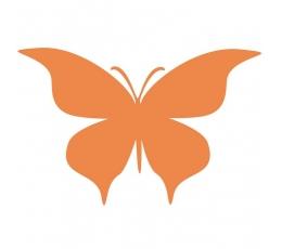"""Drugeliai """"Meilė M""""/ oranžiniai (20 vnt.)"""