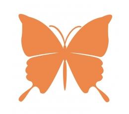 """Drugeliai """"Svajonė M""""/ oranžiniai (20 vnt.)"""