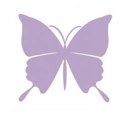 """Drugeliai """"Svajonė S""""/ violetiniai (20 vnt.)"""