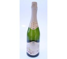 """Etiketė buteliams""""Vestuvinis šampanas"""" (1 vnt)"""