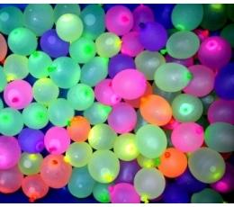 "Balionai ""Vandens bombytės"", neoniniai (100 vnt./8 cm)"
