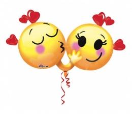 "Folinis balionas ""Emoticons in Love"""
