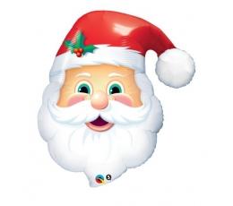 """Folinis balionas """"Kalėdų senelis"""" ( 81 cm.)"""