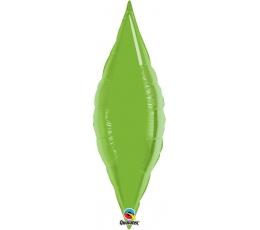 """Folinis balionas """"Salotinis lapas"""" (27"""" 61 cm.)"""
