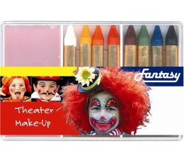 Grimo rinkinys teatrinis, pieštukai (8 vnt.)