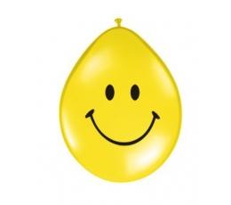 "Balionai ""Šypsenėlė"", geltoni (100vnt./28cm.)"