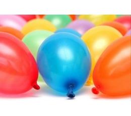 """Guminiai balionai """"Vandens bombytės"""" / įvairiaspalviai (100 vnt./8 cm.)"""