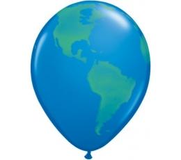 "Guminiai balionai ""Žemė"" (25 vnt./28 cm.)"