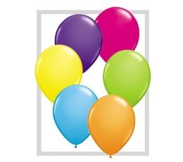 Įvairiaspalviai pasteliniai balionai (100vnt./13cm. Q5)