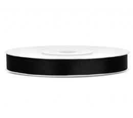 Juostelė medžiaginė/juoda (6mm./25m)