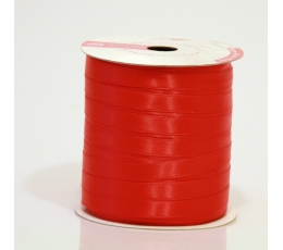 "Juostelė raudona ""Double satin"" (91m.x10mm.)"