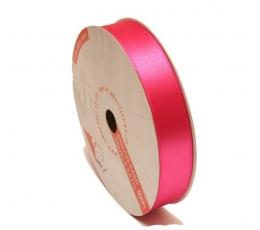 """Juostelė tamsiai rožinė """"Double satin"""" (45m./25mm.)"""