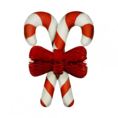 """Kalėdinė dekoracija """"Lazdelės"""""""