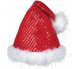 Kalėdų senelio kepurė (1 vnt.)