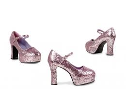 Karnavaliniai Disco batai / rožiniai (EU 39/UK 5.5)
