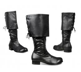 Karnavaliniai ilgaauliai vyriški batai (EU 41/UK 7.5)