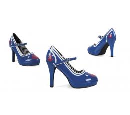 Karnavaliniai jūreivės batai (EU 37/UK 3.5/AKCIJA)