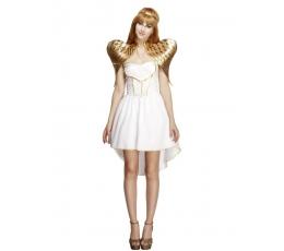 """Karnavalinis kost. """"Glamūrinis angelas"""" (165-175 cm./S)"""