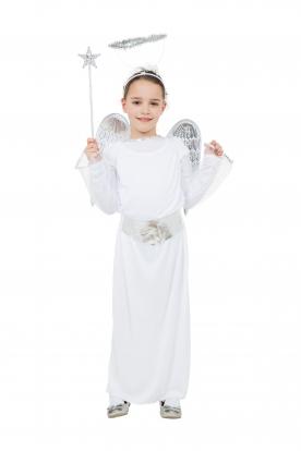"""Karnavalinis kostiumas """"Angelas"""" (134 - 146 cm.)"""