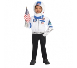 """Karnavalinis kostiumas """"Astronautas"""" (104 - 114 cm.)"""